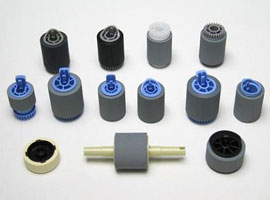 Pickup Rubber - Paper Pickup Photocopier Spare Parts